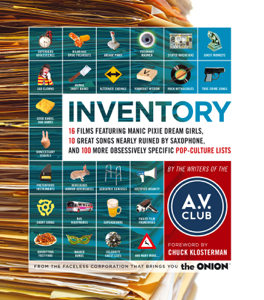 Inventory Cover Book