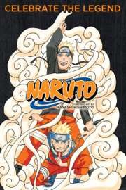 Naruto Retrospective book