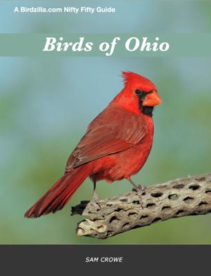 Birds of Ohio - Sam Crowe book