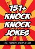 Johnny B. Laughing - 151+ Knock Knock Jokes  artwork