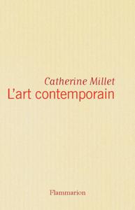 L'art contemporain La couverture du livre martien
