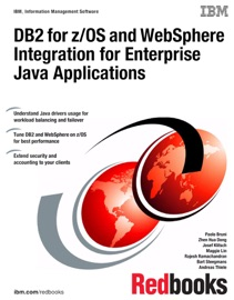 Db2 For Z Os And Websphere Integration For Enterprise Java Applications