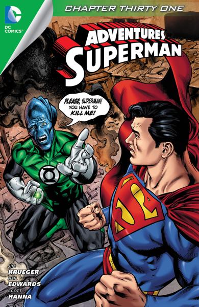 Adventures of Superman (2013- ) #31