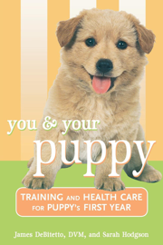 You and Your Puppy book