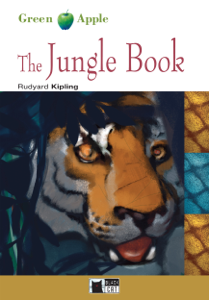 The Jungle Book Libro Cover
