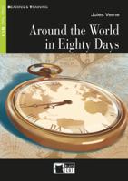 Jules Verne - Around the World In Eighty Days artwork