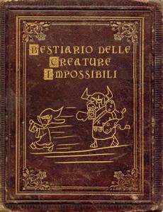 Bestiario delle creature impossibili Book Cover