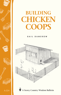 Building Chicken Coops - Gail Damerow book