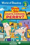 World Of Reading Phineas And Ferb  Lights Camera Perry
