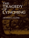 The Tragedy Of Lynching