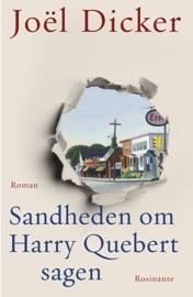 Sandheden om Harry Quebert-sagen PDF Download