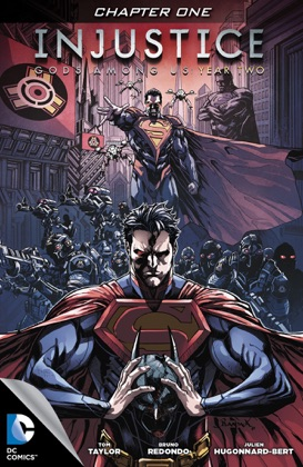 Injustice: Gods Among Us: Year Two #1 image