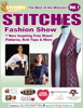 Editors of AllFreeKnitting - The Best of the Midwest Stitches Fashion Show: 7 New Inspiring Free Shawl Patterns, Knit Tops & More ilustraciГіn