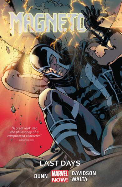 Magneto Vol. 4