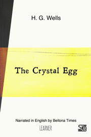 The Crystal Egg (With Audio) book