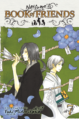 Natsume's Book of Friends, Vol. 7 - Yuki Midorikawa book