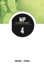THE MANHATTAN PROJECTS, VOL. 4