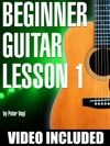 Beginner Guitar Lesson 1