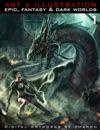Art  Illustration 1 Epic Fantasy  Dark World