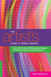 The Artist's Guide to Grant Writing book