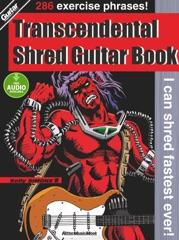 Transcendental Shred Guitar Book