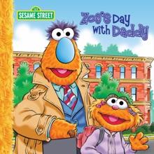 Zoe's Day With Daddy (Sesame Street)
