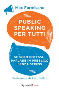 Public speaking per tutti Libro Cover