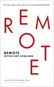 Remote Libro Cover