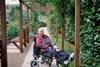 Hilary Marsh At Wakefield Hospice