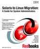 IBM Redbooks - Solaris to Linux Migration: A Guide for System Administrators Grafik