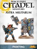 How to Paint Citadel Miniatures: Astra Militarum