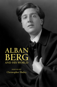 Alban Berg and His World Book Cover
