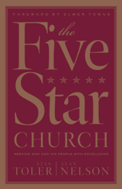 The Five Star Church book