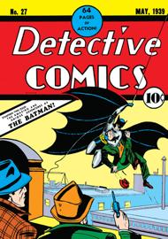 Detective Comics (1937-2011) #27 book