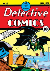 Detective Comics (1937-2011) #27 Book Review