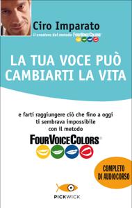La tua voce può cambiarti la vita Libro Cover