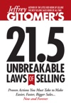 Jeffrey Gitomers 215 Unbreakable Laws Of Selling