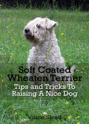 Soft Coated Wheaten Terrier Tips and Tricks To Raising A Nice Dog - Vince Stead book