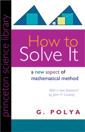 How to Solve It book