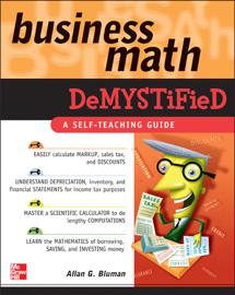 Business Math Demystified book