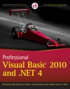 Professional Visual Basic 2010 And NET 4