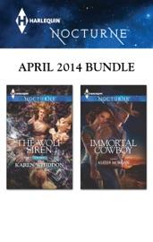 Harlequin Nocturne April 2014 Bundle PDF Download