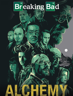 Breaking Bad: Alchemy - Sony Pictures Television book