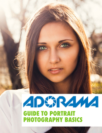 Guide To Portrait Photography Basics book