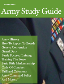 Army Study Guide
