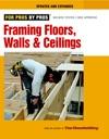 Framing Floors Walls And Ceilings