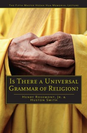 Is There a Universal Grammar of Religion? PDF Download
