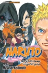 Naruto The Seventh Hokage And The Scarlet Spring
