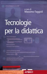Tecnologie per la didattica Copertina del libro