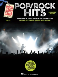 POP/ROCK HITS - ROCK BAND CAMP SONGBOOK